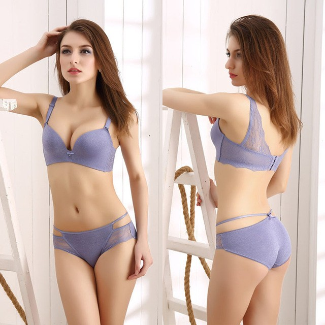 Hot-New-Women-s-ultra-thin-bra-transparent-lace-embroidery